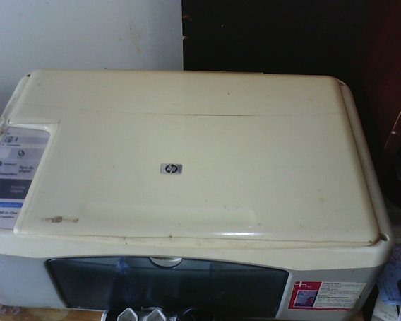 Impressora Hp Deskjet F380 All-in-one -scaner-copiadora .