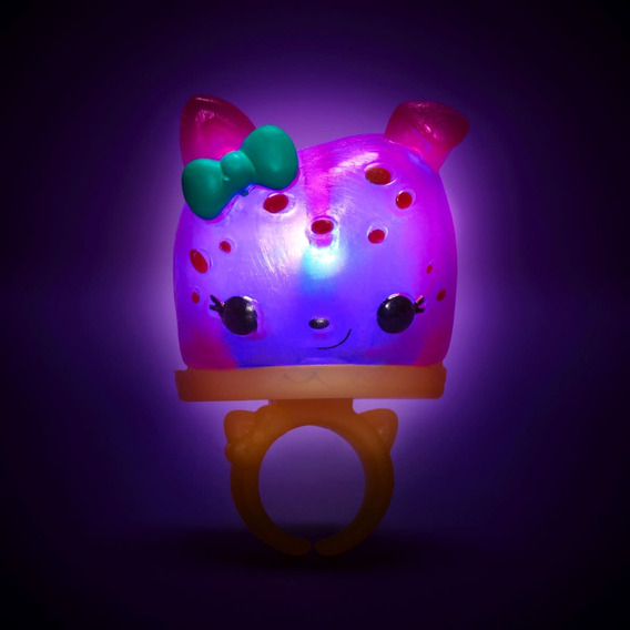 Anillo Num Noms Lights Lumineux Series 3 Umineux - R2719