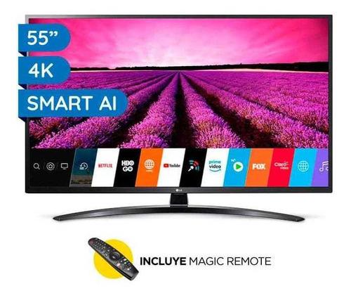 Imagen 1 de 3 de Tv LG 55um7400
