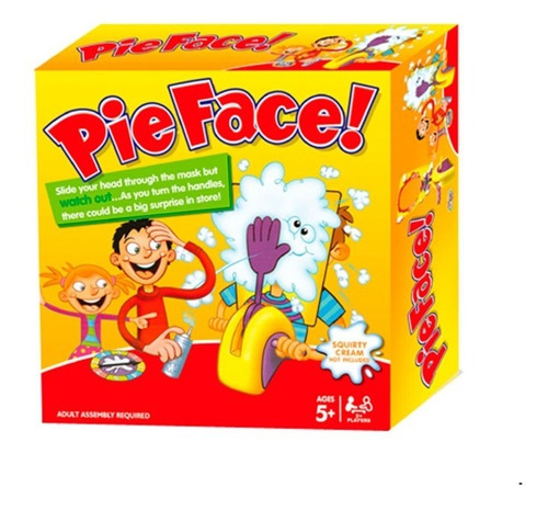 Pie Face 1671606