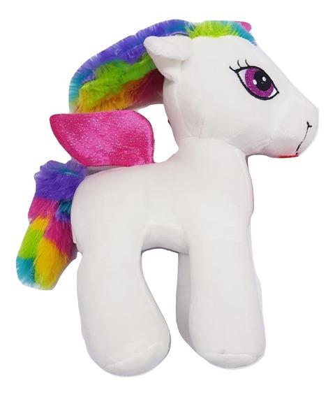 Llavero Peluche Pony - 12cm