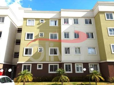 The Residential Tanguá, Apartamento 2 Dormitorios, 1 Vaga De Garagem, Tanguá, Almirante Tamandaré, Paraná - Ap00661 - 33413800