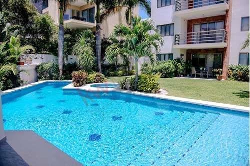 Departamento En Venta En Playa Del Carmen - Residencial El Cielo - Quintana Roo- Cerca Del Mar