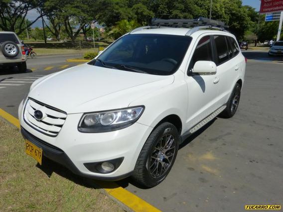 Hyundai Santa Fe Gl Mt 2400cc