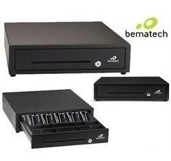 Gaveta Caja De Dinero Bematech Cd415 Metálica Registradora