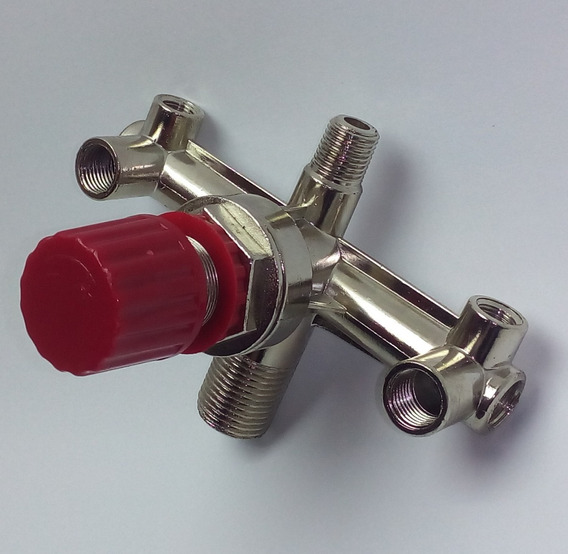Cruzeta Regulador Pressao Compressor Intech Machine 30555