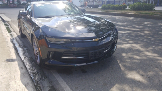 Chevrolet Camaro Americana