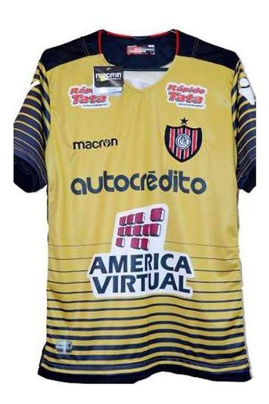 Camiseta De Chacarita Juniors Macron Arquero 2018