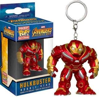 Funko Pop Keychain Hulkbuster Avengers Infinity War