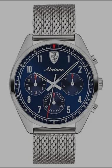Relógio Ferrari Scuderia - 100% Original - Na Garantia