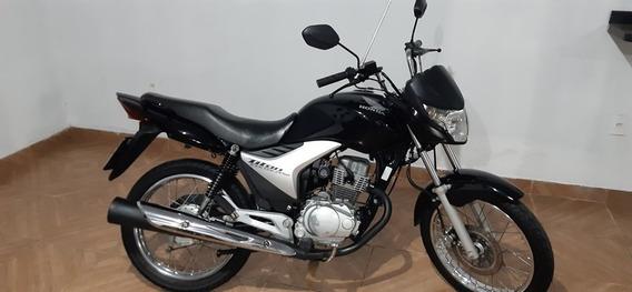 Honda Cg 150 Titan Mix Esd 2011 Preta