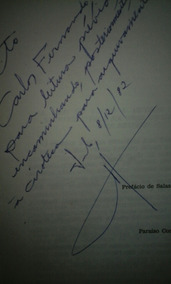 Os Cupins - Hermann José Reipert - Com Assinatura Do Autor