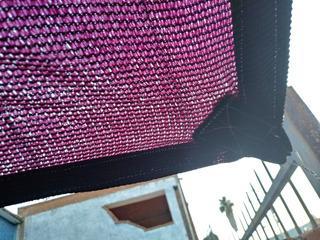Malla Sombra Raschel 90% Varios Colores