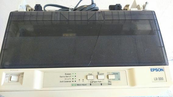Impressora Matricial Lx300 Epson