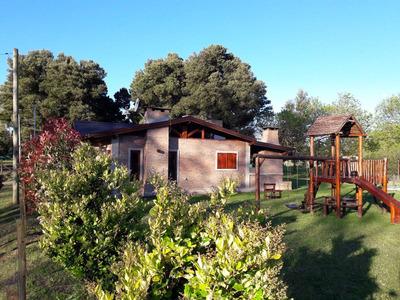 Cabañas Los Arrayanes Alquiler Y Hospedaje En Chascomus.