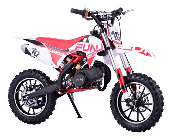 Moto Infantil Funmotors Laminha 49cc