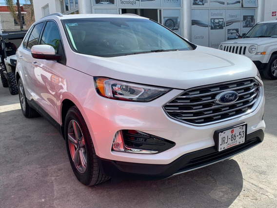 Ford Edge Sel Plus 2019