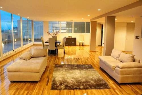 Espectacular Penthouse En Venta En Colonia Del Valle