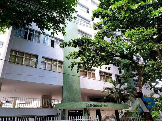 Apartamento À Venda, 151 M² Por R$ 585.000,00 - Barra - Salvador/ba - Ap0331