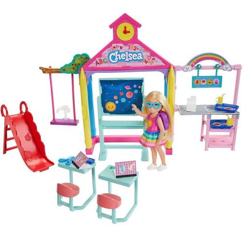 Barbie Chelsea Diversión En La Escuela