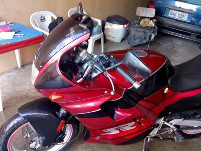Moto Honda Cbr 450sr