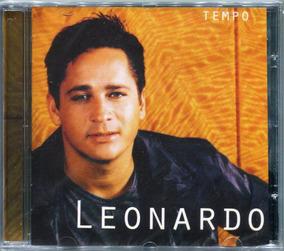 Cd Leonardo 1999 - Tempo ( Original Lacrado )