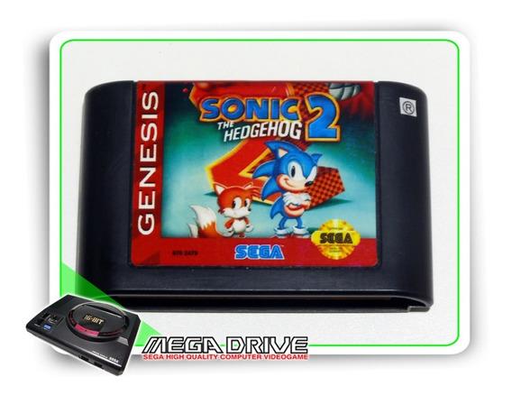 Sonic The Hedgehog 2 Original Mega Drive / Sega Genesis