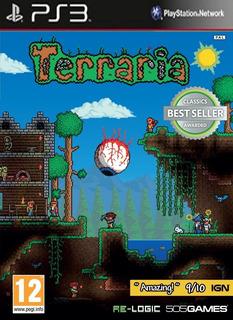 Terraria Ps3 Original Entrega Inmediata