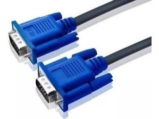 Cable Vga M/m 1,8 Mt