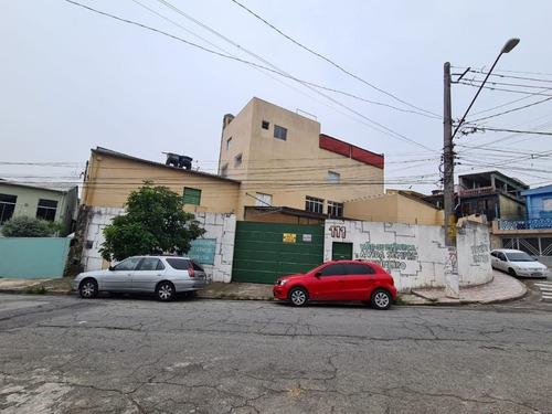Imagem 1 de 7 de Galpão À Venda, 326 M² - Alves Dias - São Bernardo Do Campo/sp - Ga1420
