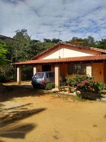 Imagem 1 de 18 de Chácara Com 2 Dormitórios À Venda, 48400 M² Por R$ 486.000,00 - Zona Rural - São Luiz Do Paraitinga/sp - Ch0709