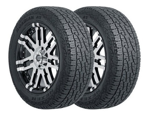 Kit X2 265/70 R17 Nexen Roadian At Pro Ra8 + Envío Gratis