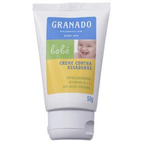 Granado Bebê - Creme Contra Assaduras 50g Blz