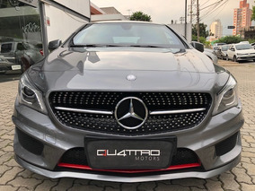 Mercedes-benz Cla 250 2.0 Sport Turbo 4matic Blindado 2015