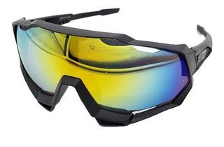 Gafas De Sol Unisex Bicicleta Mtb Ciclismo De Ruta Uv400