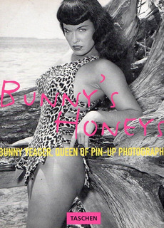 Bunny S Honeys - Bunny Yeager Queen Of Pin Up Photography G