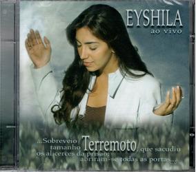 Cd Eyshila - Terremoto - Ao Vivo