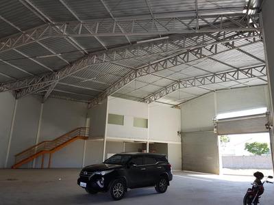 Galpão Em Residencial Center Ville, Goiânia/go De 700m² À Venda Por R$ 1.290.000,00 - Ga238764