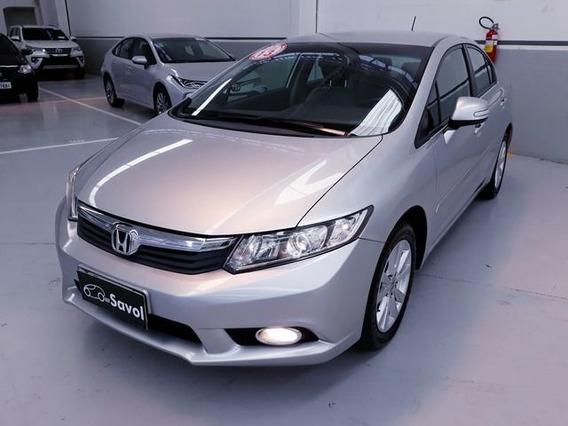 Honda Civic Lxs 1.8 16v Flex, Faz9615
