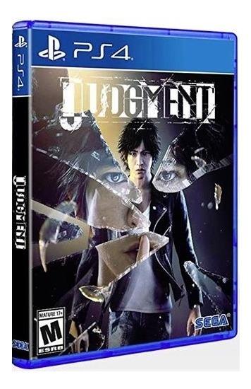 Judgment - Ps4 Lacrado