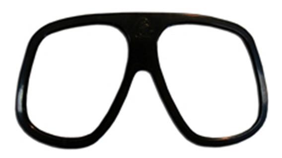 Aro De Óculos Para Super Puma Da Cobra Sub