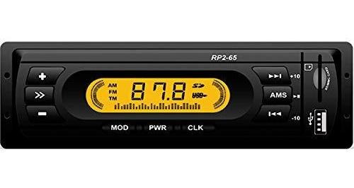 Imagem 1 de 1 de Rádio Mp3 Usb/sd/mmc Fm Rp2-65 22301 Loud