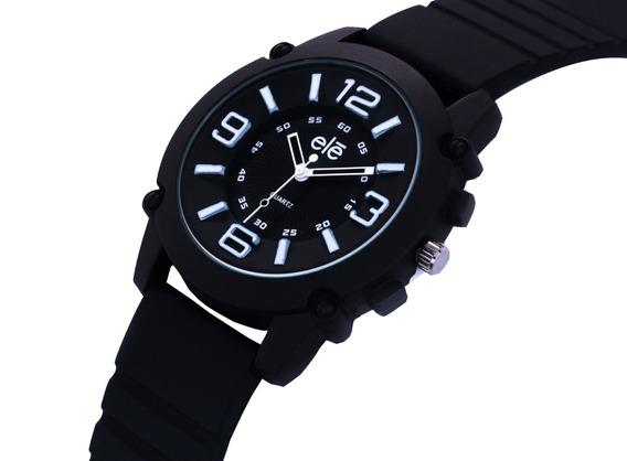 Reloj Relojes Moda Hombre Mujer Casual, Ele 6030 A