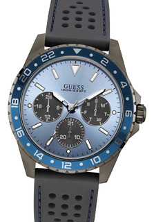 Reloj Guess W1108g6 Multifuncion Carcasa Acero Cristal 100m