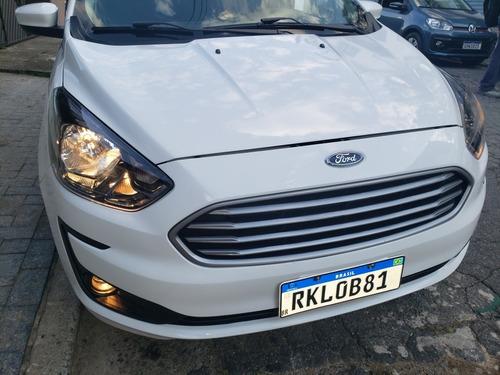 Ford Ka 2020 1.0 Se Plus Flex 4p