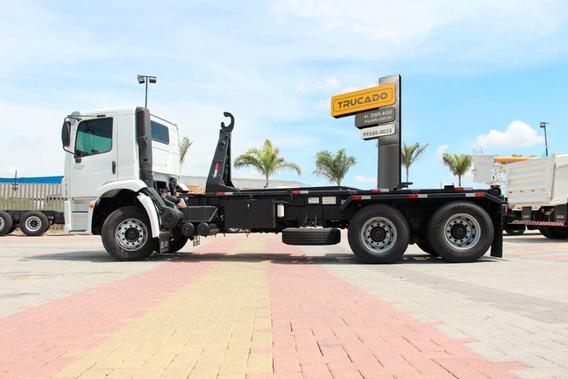 Volks 31330 Rolon Grimaldi Traçado = Ford Cargo Mercedes Vw