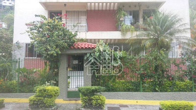 Apartamento Residencial À Venda, Agriões, Teresópolis. - Ap1294