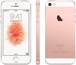 iPhone Se Apple Ouro Rosa 32gb Desbloqueado Nf