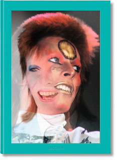 The Rise Of David Bowie 1972 1973 - Mick Rock - Ed. Taschen