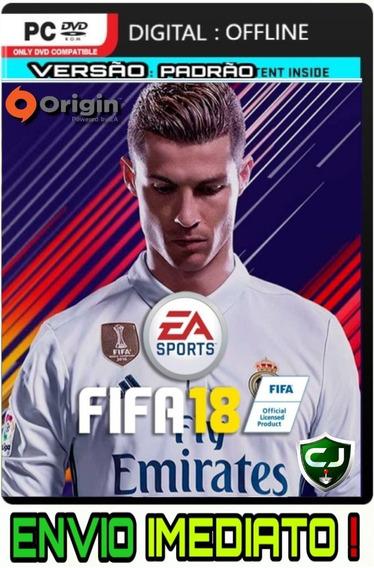 Fifa 2018 Pc - Envio Imediato - Apenas Digital - Offline